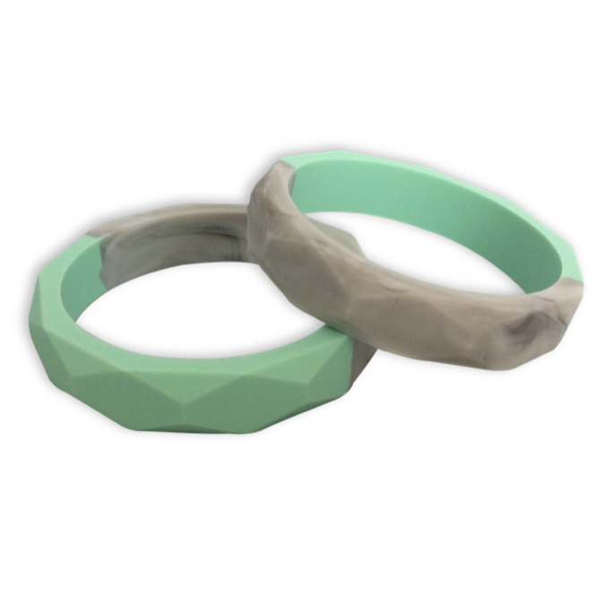Amelia Teething Bangle - Mama + Belle®