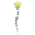 Pastel & Marble Dummy/Teething Clip - Mama + Belle®