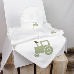 Green Tractor Organic Starter Pack Gift Set - Molly & Monty