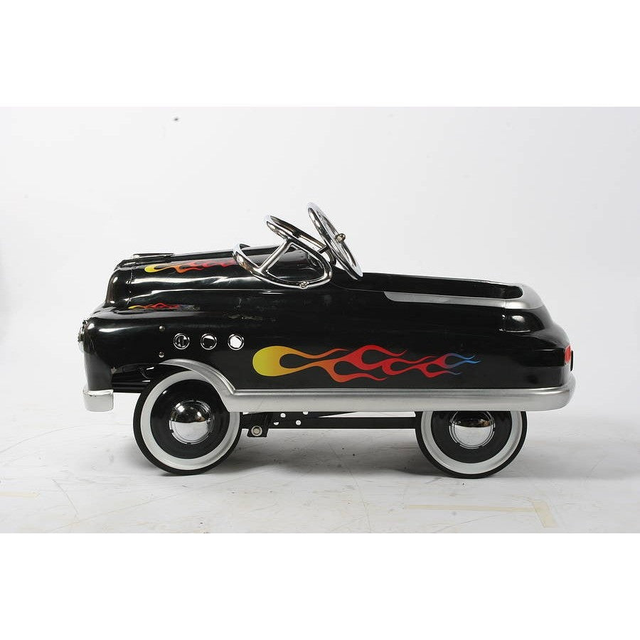 Comet Hot Rod pedal car - Hibba Toys of Leeds