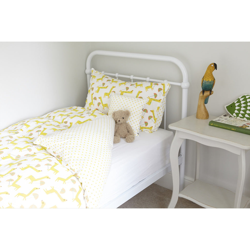 Giraffe Single Duvet Set - Panda & Ping