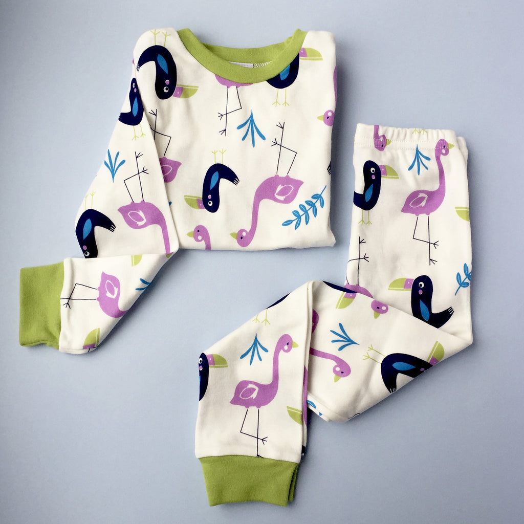 Flamingo & Toucan Pyjamas