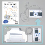 Make Your Own Camera Box Kit - Cotton Twist