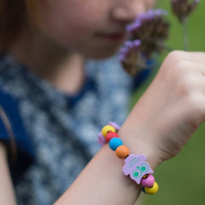 Make a Woodland Bracelet Kit - Cotton Twist
