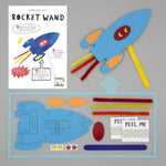Make Your Own Rocket Wand Kit - Cotton Twist