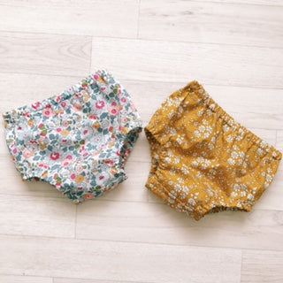 'Blossom' Girls Liberty Print Bloomers - The Handmade Clothing Company