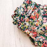 'Lily' Liberty Print Ruffle Bloomers - The Handmade Clothing Company
