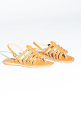 K. Jacques Homere Sandal in Natural