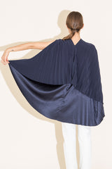 Vetements Pleated Cape Top