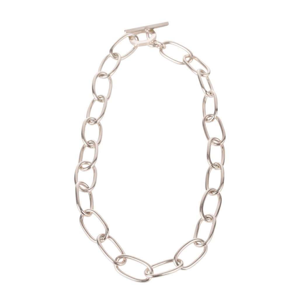 VADA Oval Link Necklace