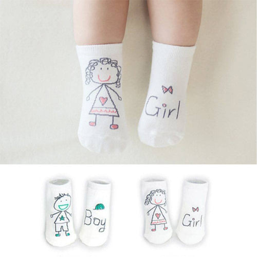 Boy & Girl Socks