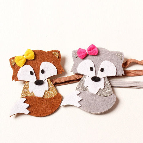 Foxy Hairpins & Headbands
