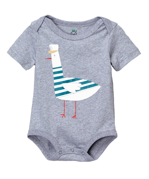 Captain Feathers Onesie