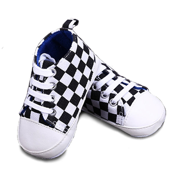 Checker Shoes