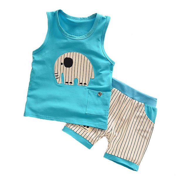 Elephant Stripes Set