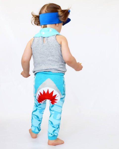 Shark Baby Leggings