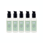 Load image into Gallery viewer, 5 PACK OF Moisturising hand sanitiser by R&R Luxury with pump lid