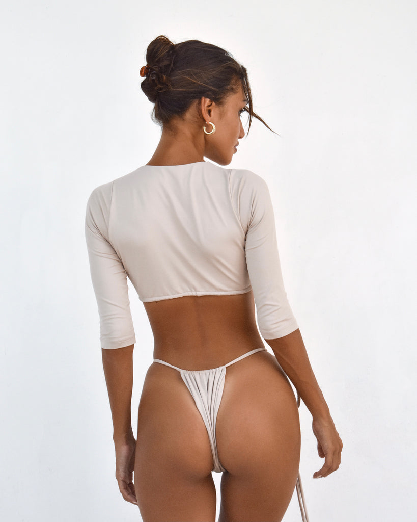 VI Bottom | Beige
