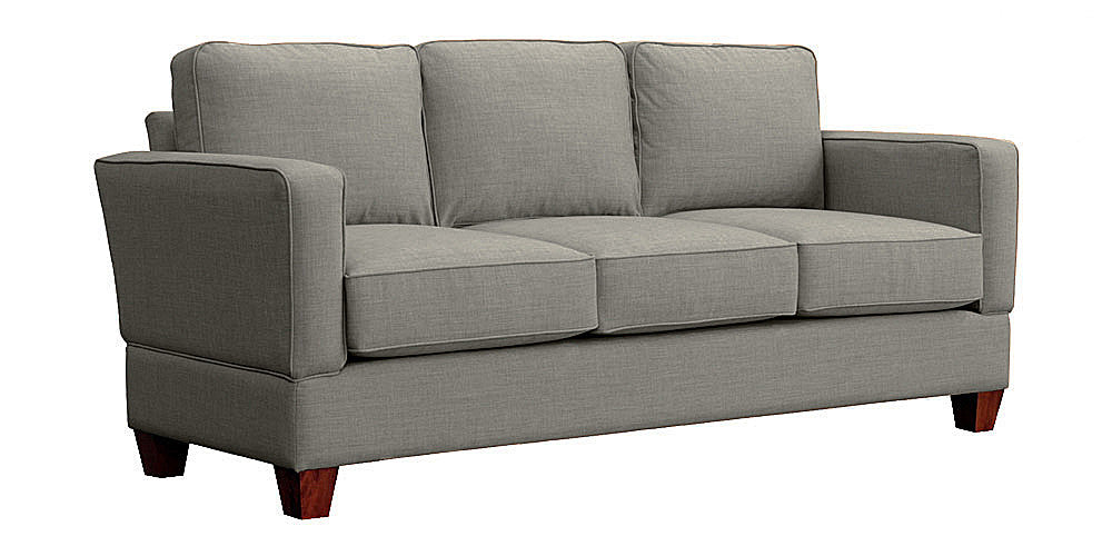 Beau Raleigh Standard Three Seat Sofa With Oak Leg