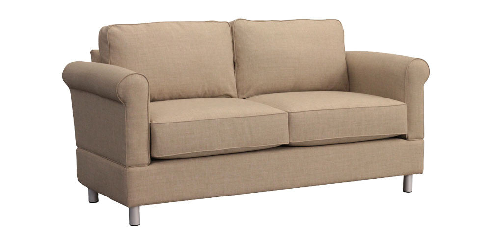 Georgetown Two Seat Apartment Sofa With Bonner Leg