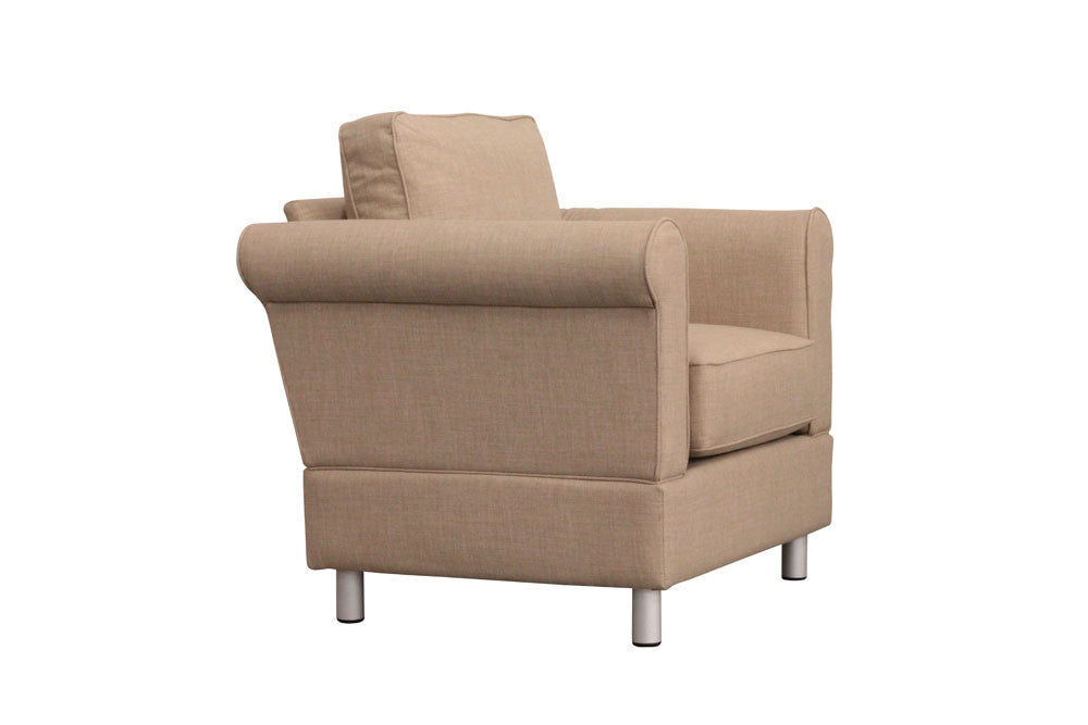 Georgetown Standard Three Seat Sofa with Bonner Leg – Small Space ...