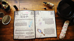 Book of Shadows - Vol 2 - Printed Magazine
