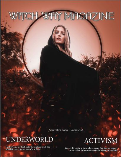 November 2020 Vol #66 - The Spirit Guide - Witch Way Magazine- Issue - Digital Issue