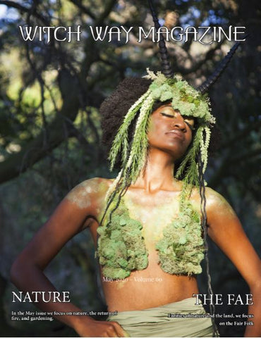 May 2020 Vol #60  - Witch Way Magazine - Digital Issue