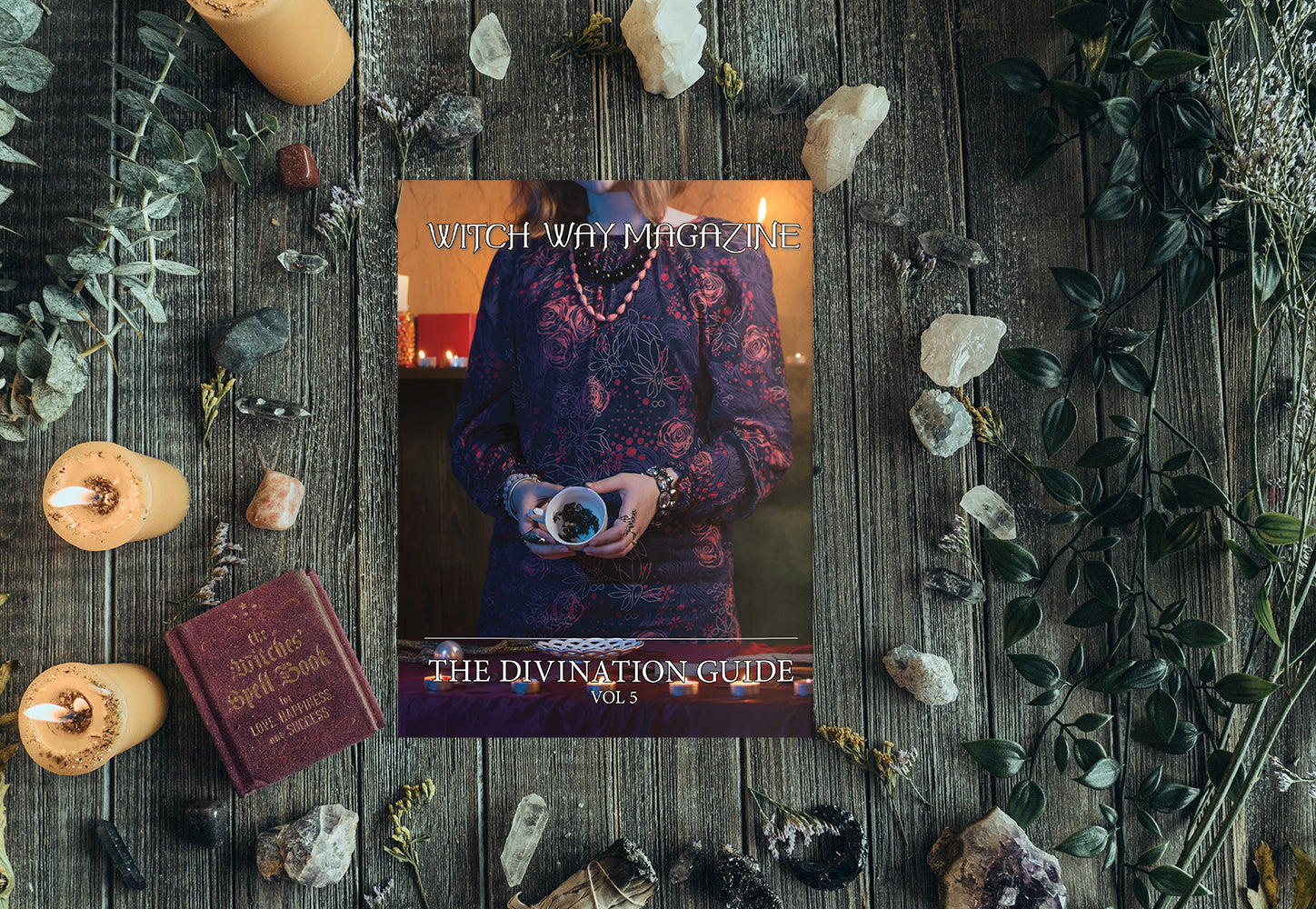 Witch Way Magazine 2020 Divination Guide -  Vol 5 - Printed