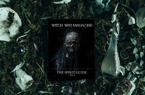 Witch Way Magazine 2020 Spirit Guide -  Vol 5 - Printed