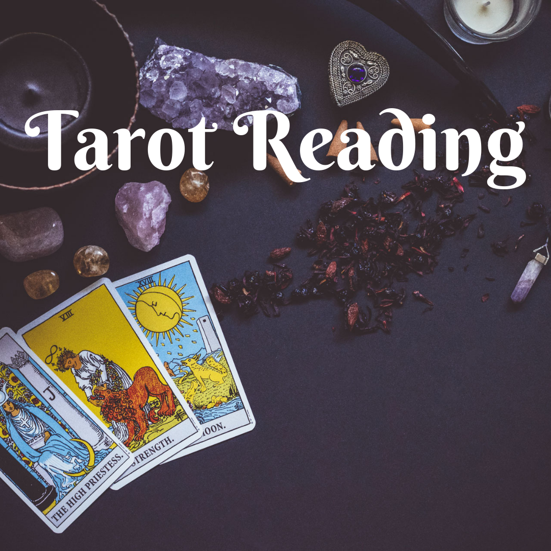 Tarot Reading - Phone/Skype/Text/Email/Facetime