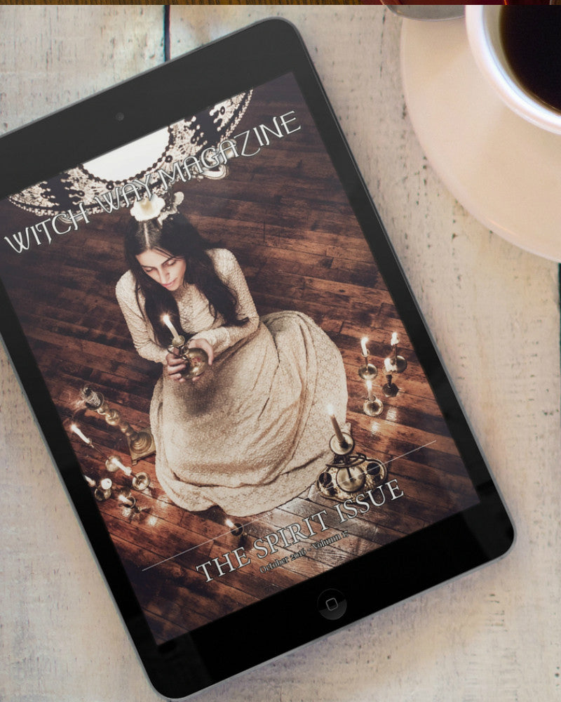 October 2016 Vol #17 - Witch Way Magazine - DIGITAL