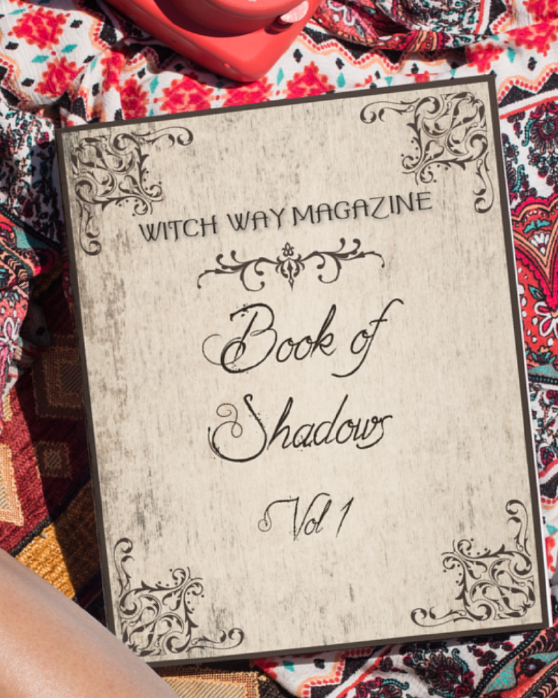 Book of Shadows - Vol 1 - Printed Magazine