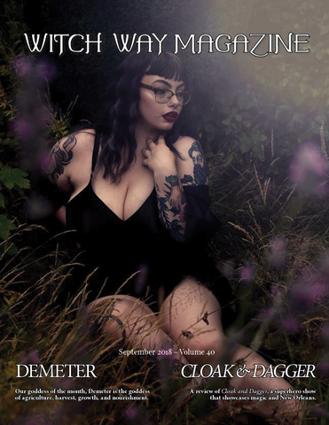 September 2018 Vol #40 - Witch Way Magazine - Digital Issue