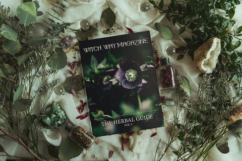 Witch Way Magazine 2020 Herbal Guide -  Vol 5 - Printed