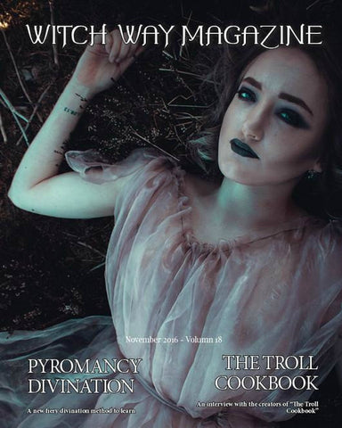 November 2016 Vol #18 - Witch Way Magazine - DIGITAL