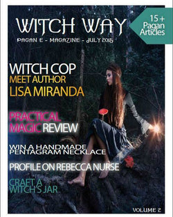July 2015 Vol #2 - Witch Way Magazine - DIGITAL