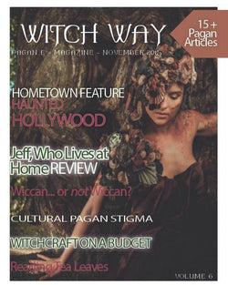 November 2015 Vol #6 - Witch Way Magazine - DIGITAL