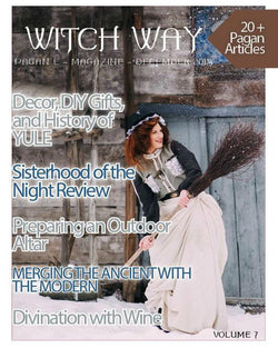 December 2015 Vol #7 - Witch Way Magazine - DIGITAL