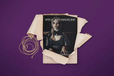 Witch Way Magazine 2019 Divination Guide -  Vol 4 - Printed