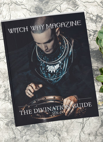 Witch Way Magazine 2017 Divination Guide -  Vol 2 - Printed
