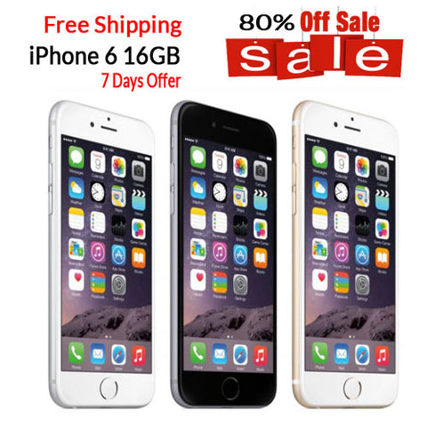 Apple IPhone 6 (16GB) - DubaiPhonestore