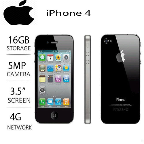 How Much Is Apple iPhone 4