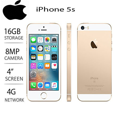Apple IPhone 5S (16GB) - DubaiPhonestore
