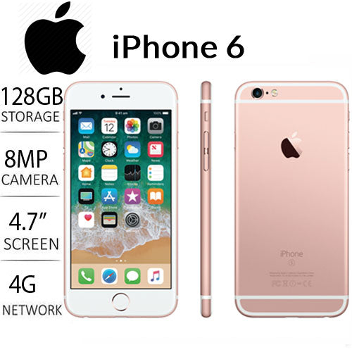 Apple IPhone 6 (128GB) - DubaiPhonestore
