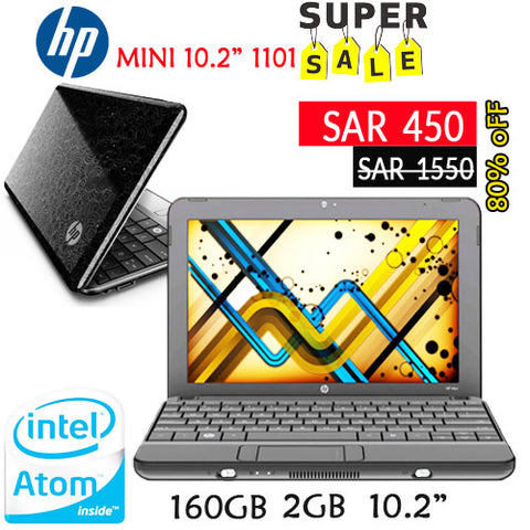 Hp Mini 1101 Intel Atom - DubaiPhonestore