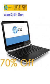 Hp 210 i3 4th Gen