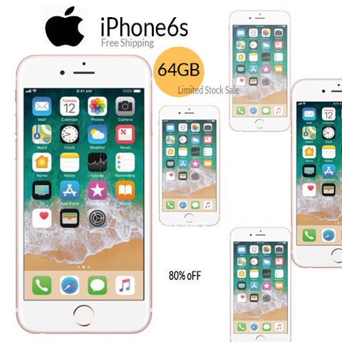 IPhone 6S 64 GB - DubaiPhonestore