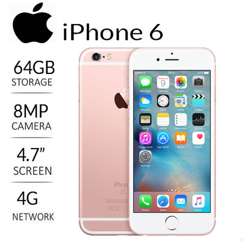 Apple IPhone 6 (64GB) - DubaiPhonestore