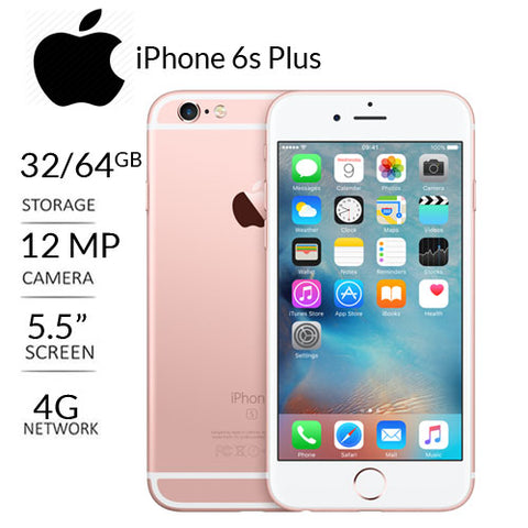 IPhone 6S Plus 32/64 GB - DubaiPhonestore